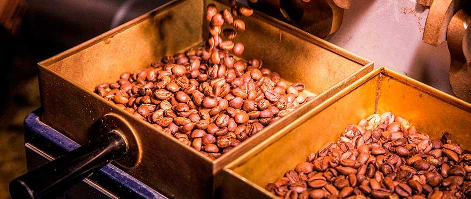 Industria Alimentaria Café