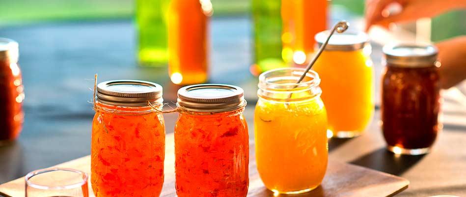 Industria Alimentaria - Jaleas Mermeladas Conservas de Frutas