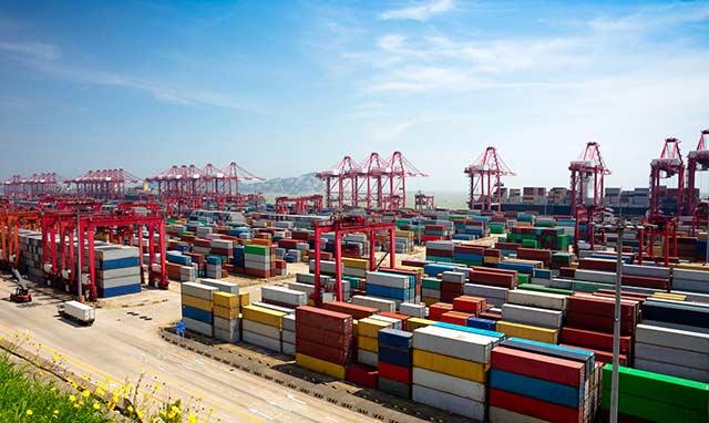 Predio de containers