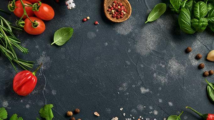 Ingredientes orgánicos