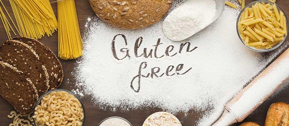 Productos libres de gluten
