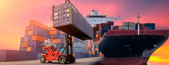 Medios de transporte para exportar