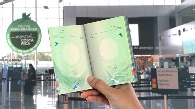 Passaporte biométrico