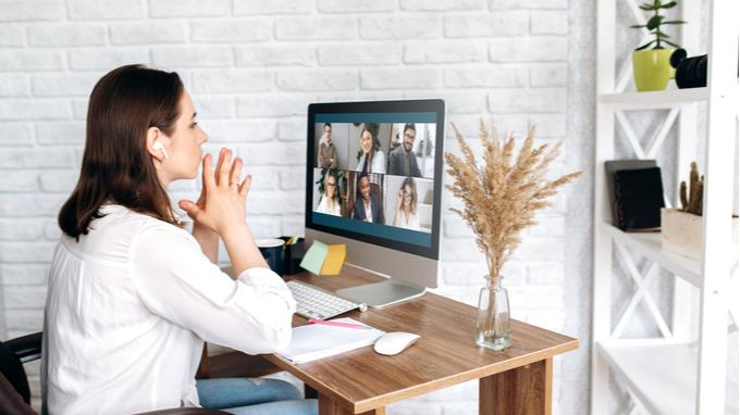 Plataforma de educación en línea.